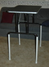 Extending Table Legs